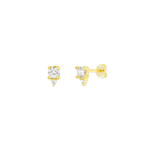 Lydia Earrings - Gold