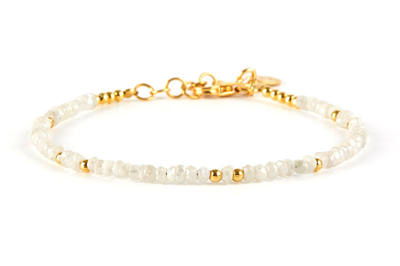 Malou White Spinel GP