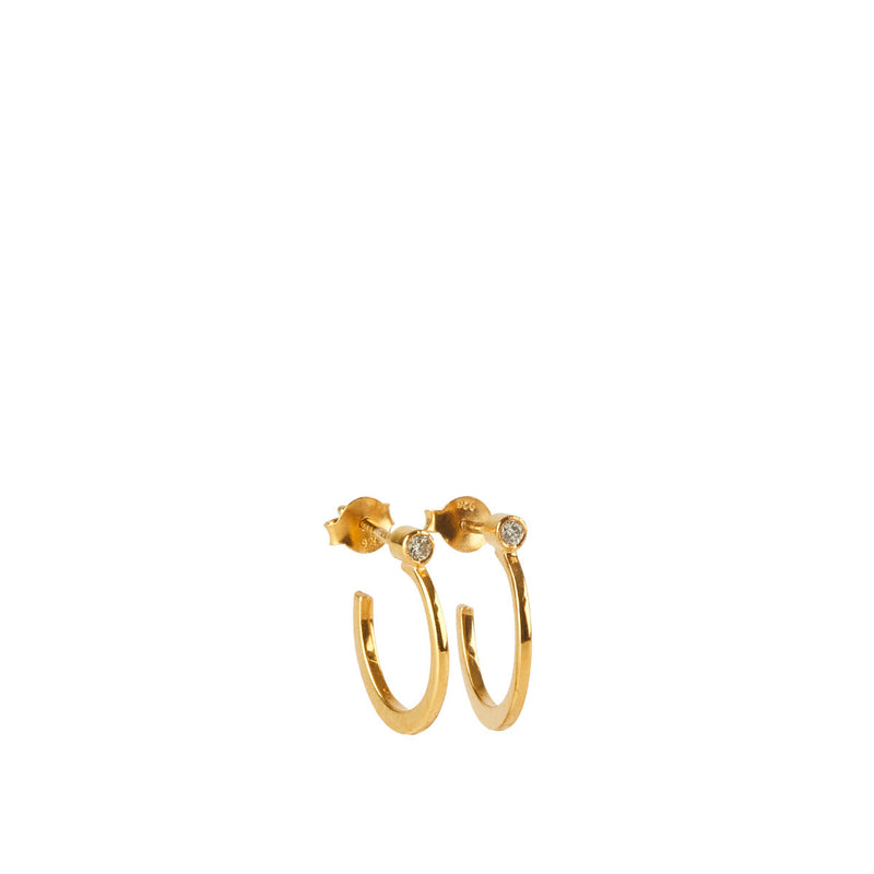 Natalie Diamond Earring 15 mm