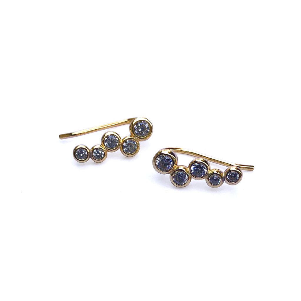 Nora Earrings - Gold