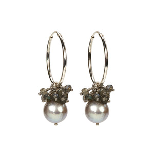 Philine Earring Grey SS