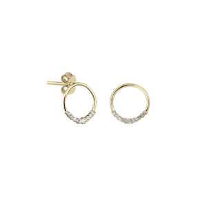 Piper Earrings - Gold
