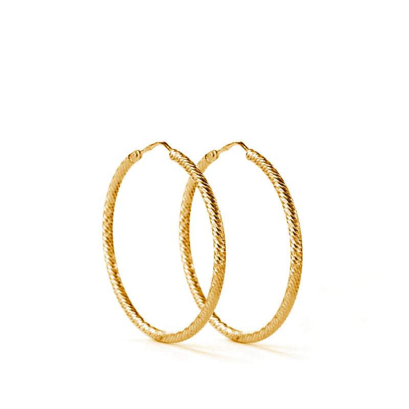 Roda Earrings GP - 30 mm