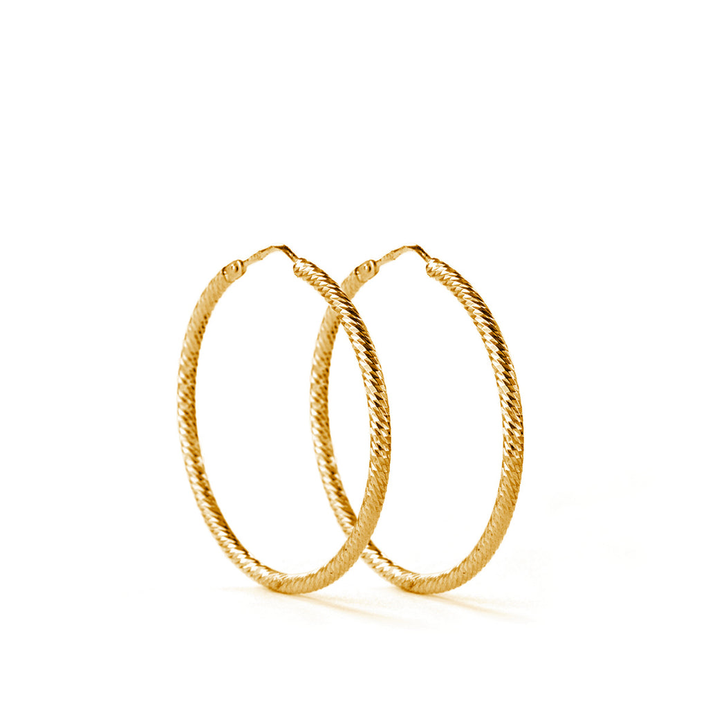 Roda Earrings GP - 20 mm