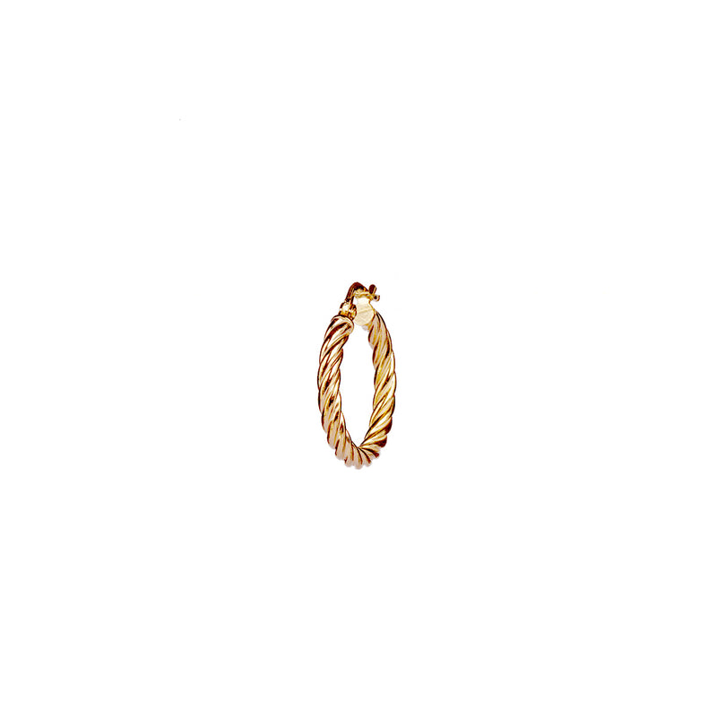 Sala Earring 15mm - Gold