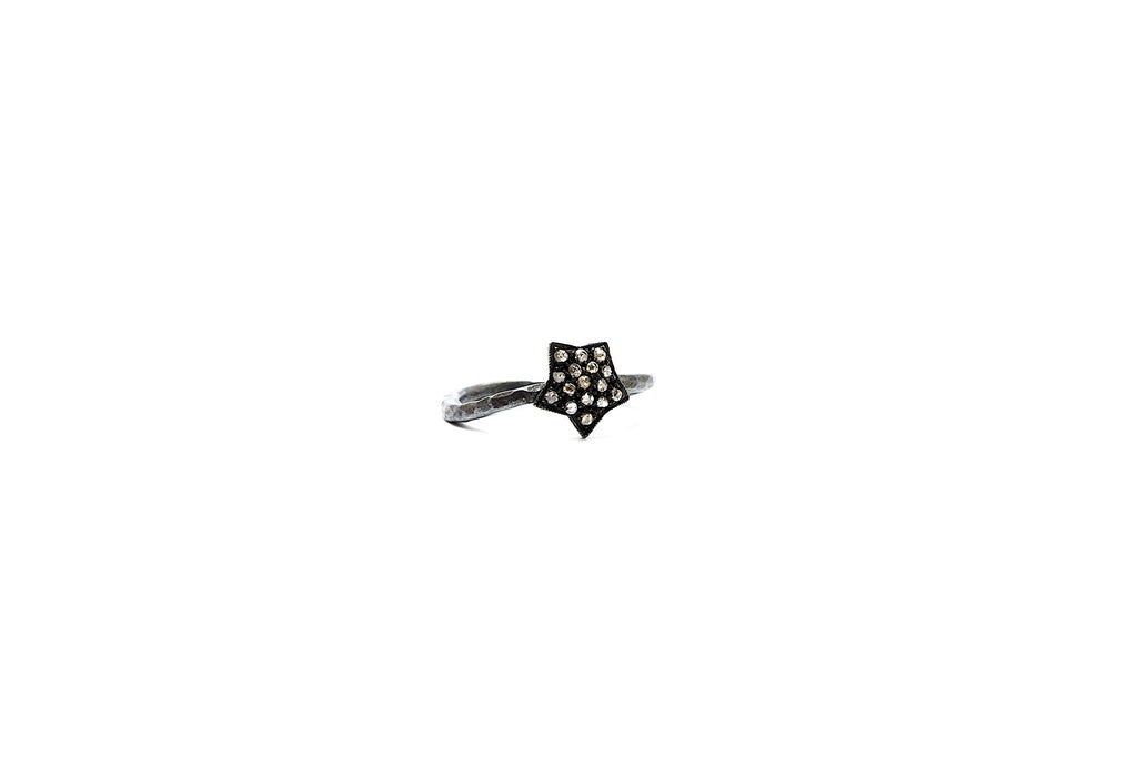 Star Diamond Ring OX