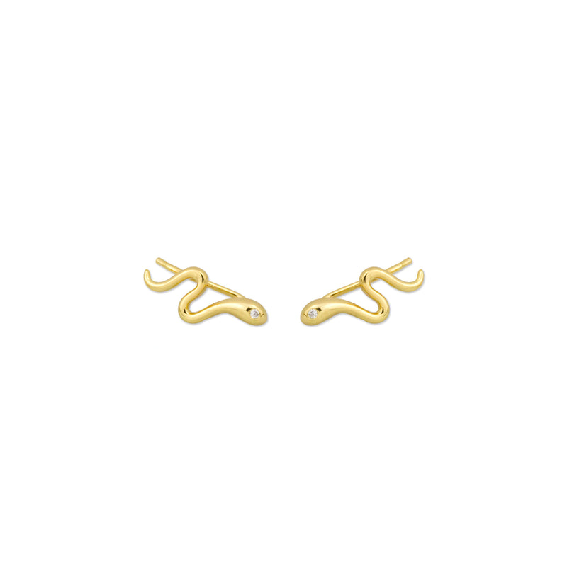 Sydney Earrings - Gold