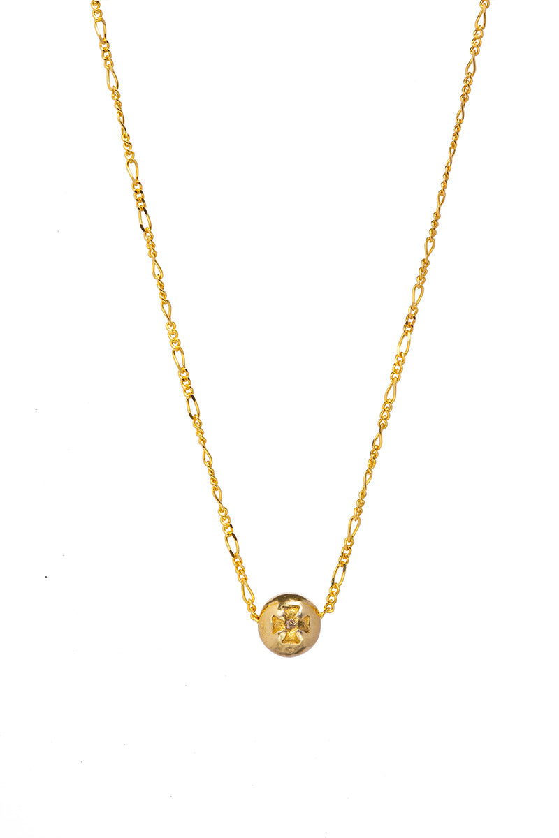 Vigga Necklace - Gold