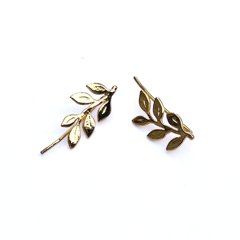 Vilma Earrings - Gold