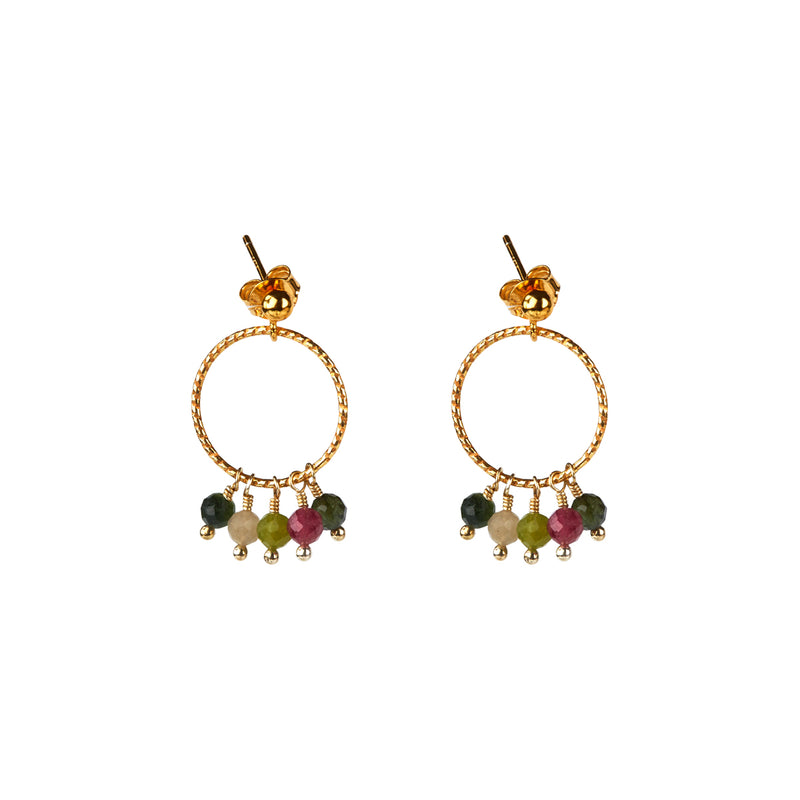 Zoey Earrings - Gold