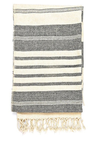 Hank Blanket Black