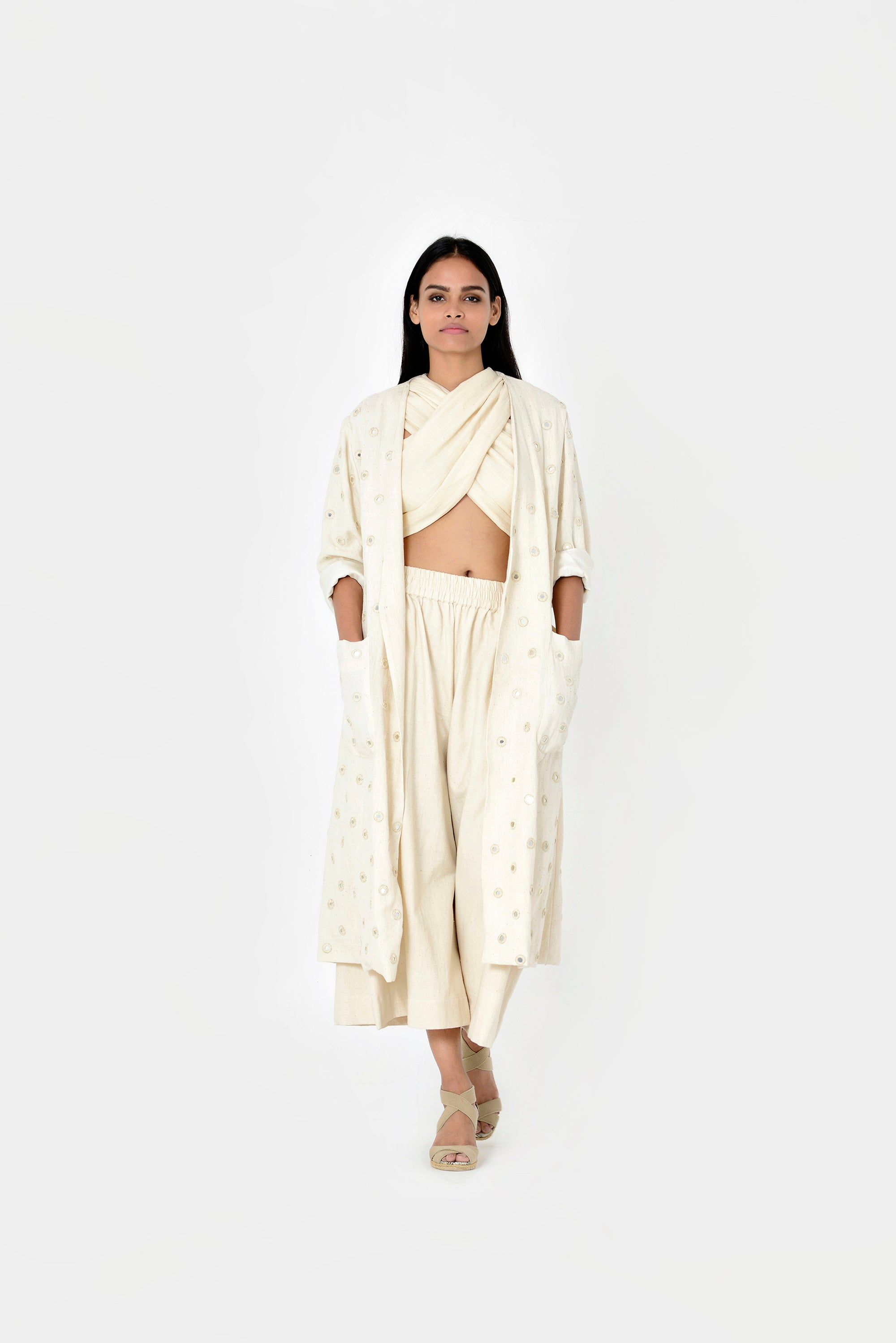 NAYAN PALACE PANTS