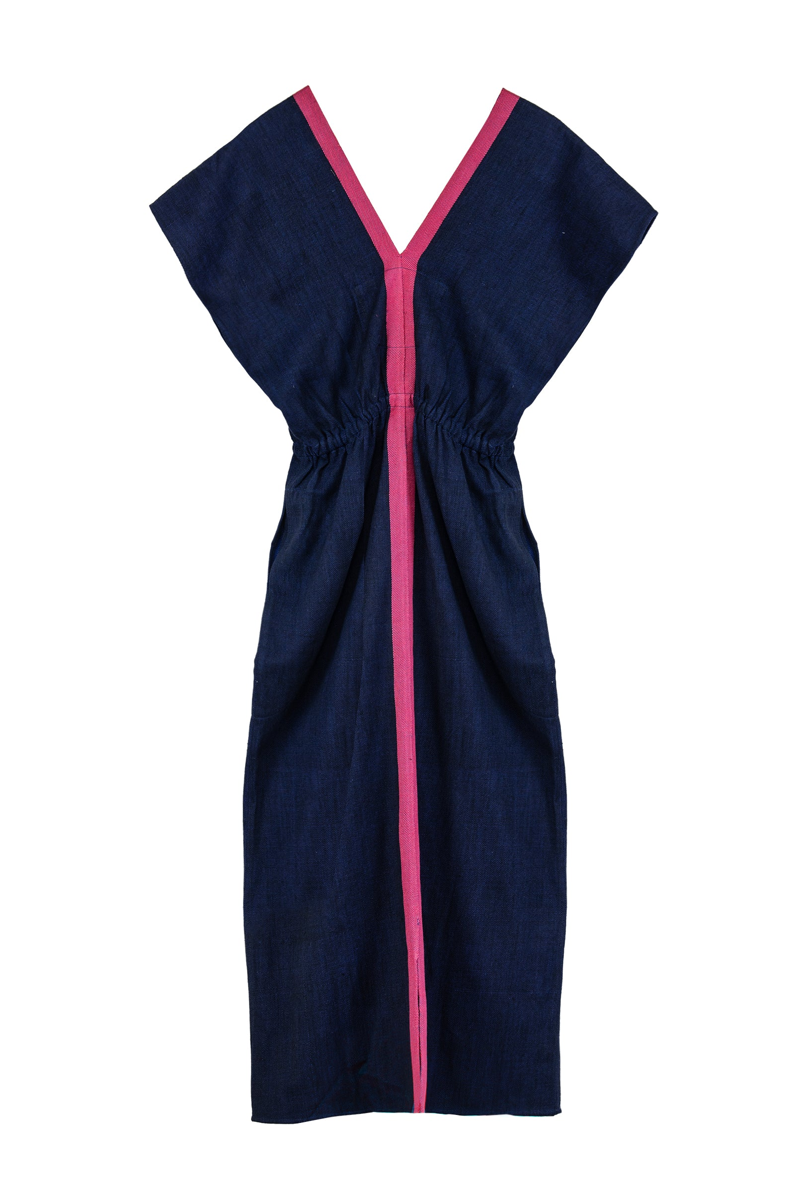 Ava Dress (Deep Indigo)