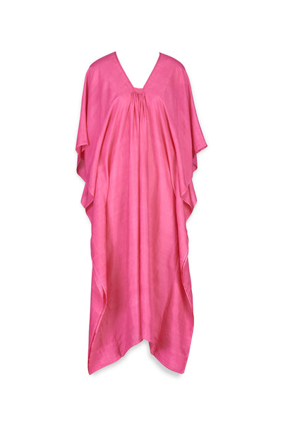Piku Dress Fuchsia