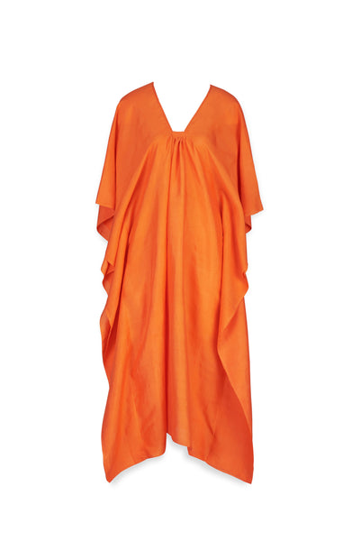 Piku Dress Orange