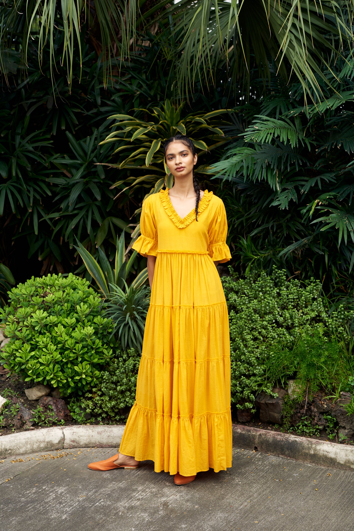 Shivi Dress -Mango