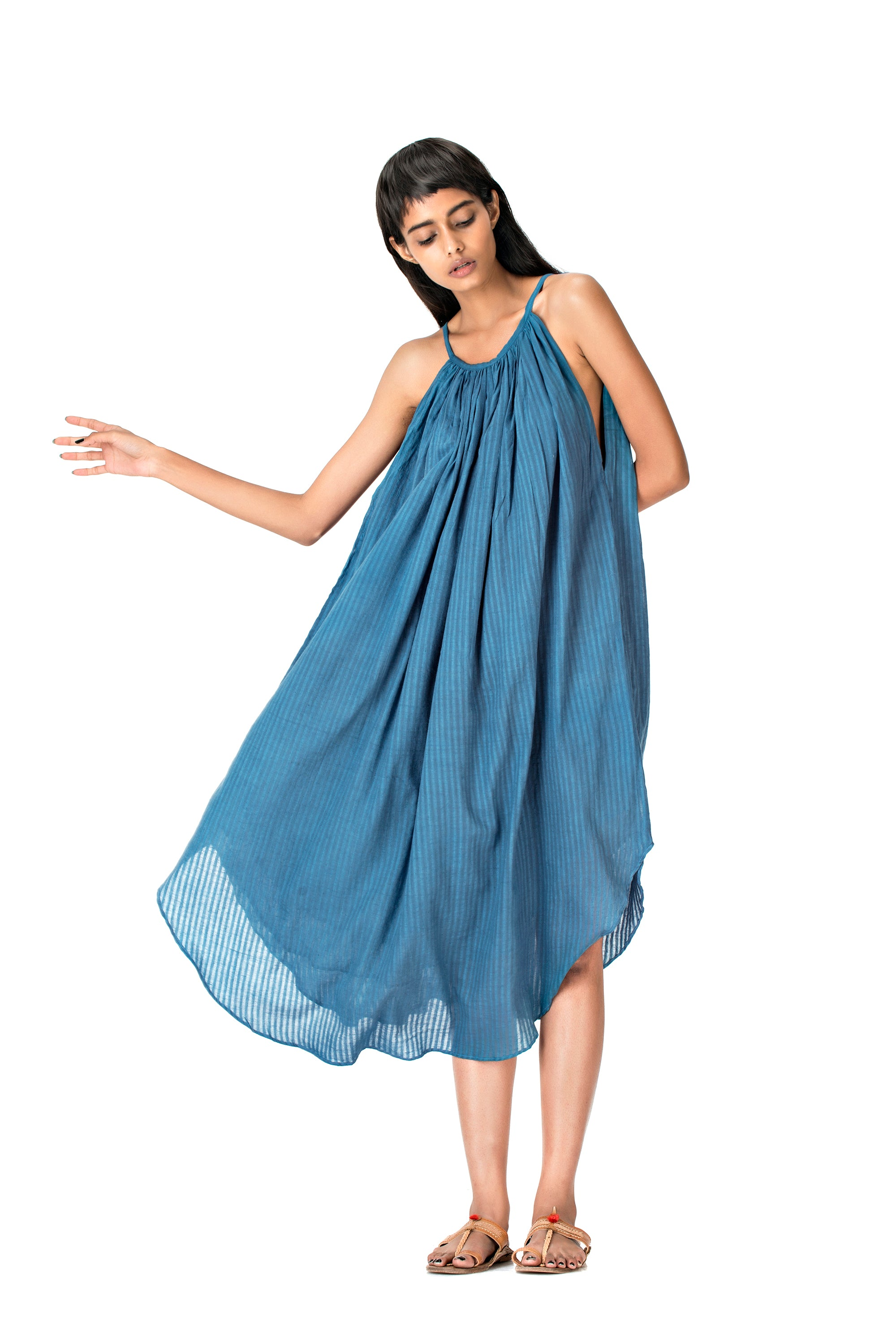 Zoey Heidi Dress Blue