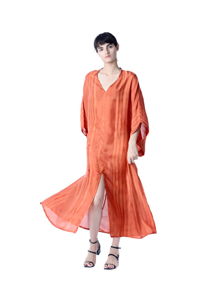 Bani Usha Kaftan Burnt Orange
