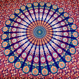 Earth Mandala Tapestry