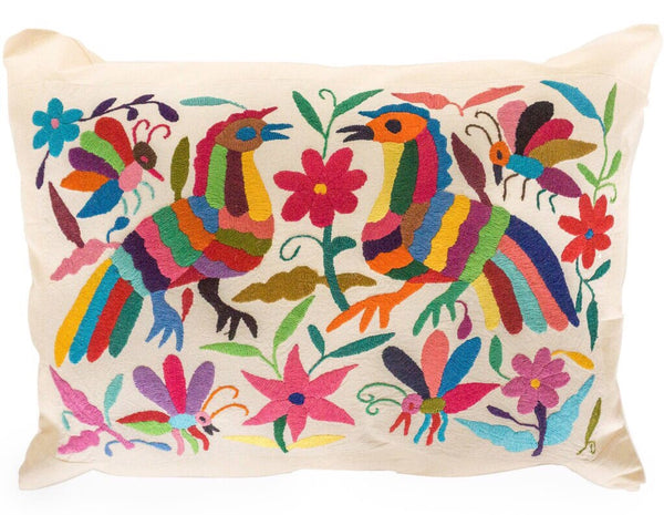 Fiesta Otomi Pillow