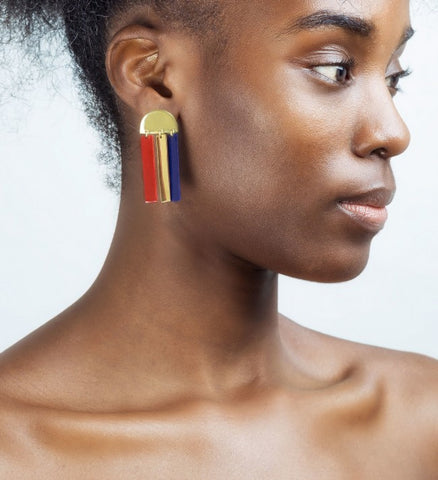 Wingu Earrings
