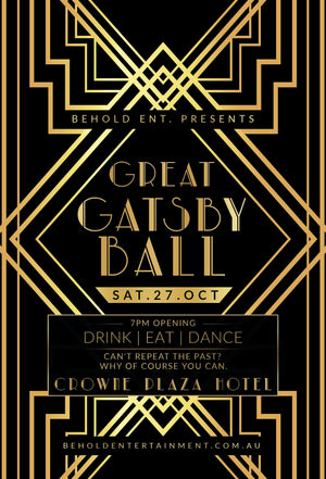 The Great Gatsby Ball [Surfers Paradise]