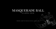 Melbourne Masquerade Ball