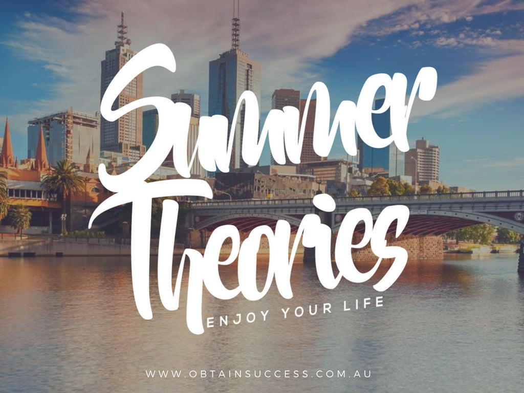 Summer Theories Boat Party (Melbourne)