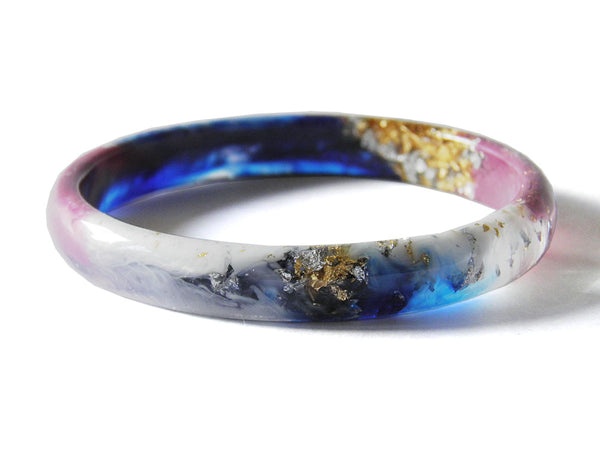 Supernova Stacker Bangle / LARGE SIZE