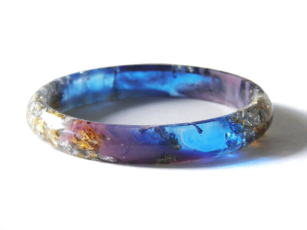 Supernova Stacker Bangle / SMALL SIZE