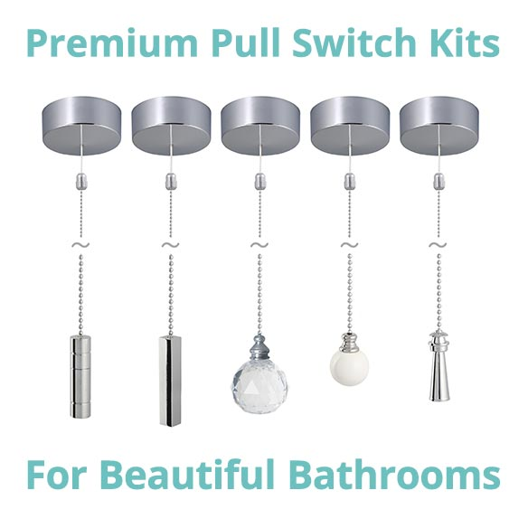 Premium Pull Switch Kits