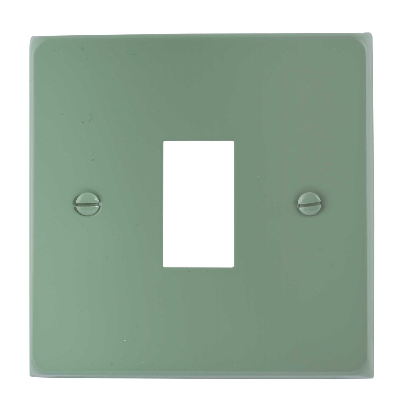 ElekTek Light Switch Conversion Cover Plate Single Victorian - Buy It Better
