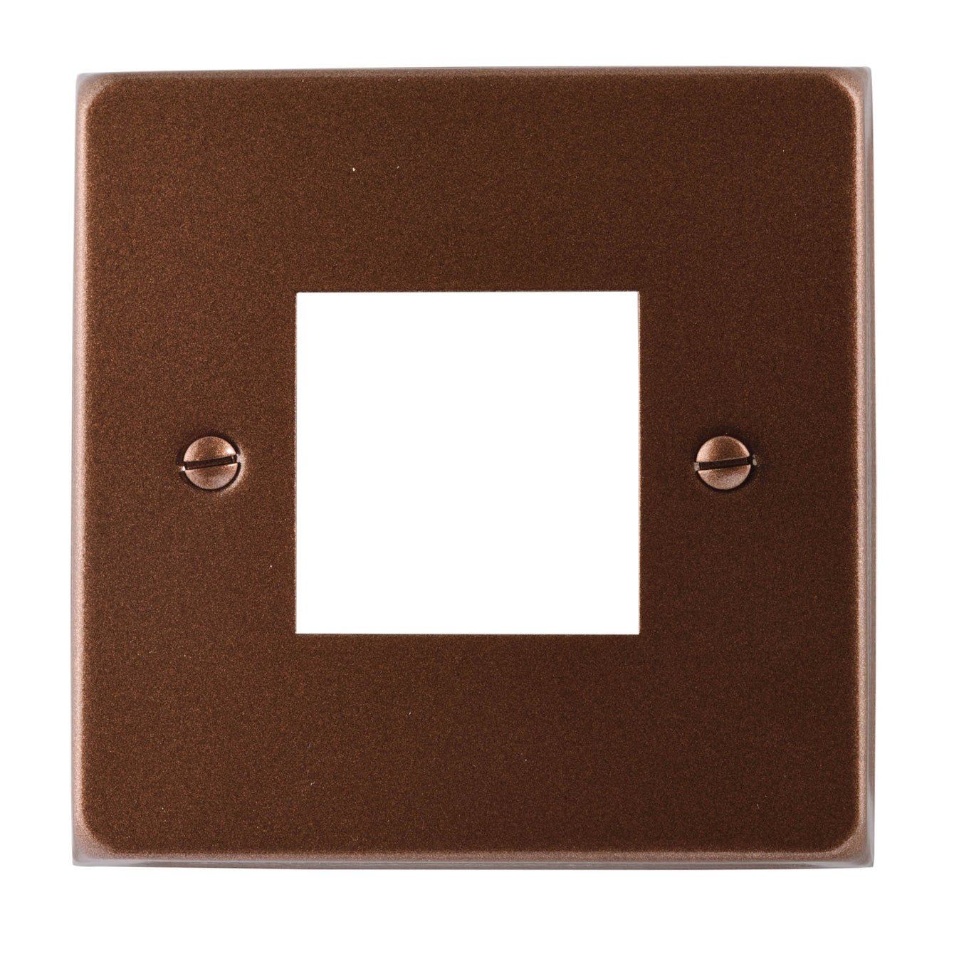 ElekTek Light Switch Cover Plate Double Conversion Victorian Colours - Buy It Better Jet Black