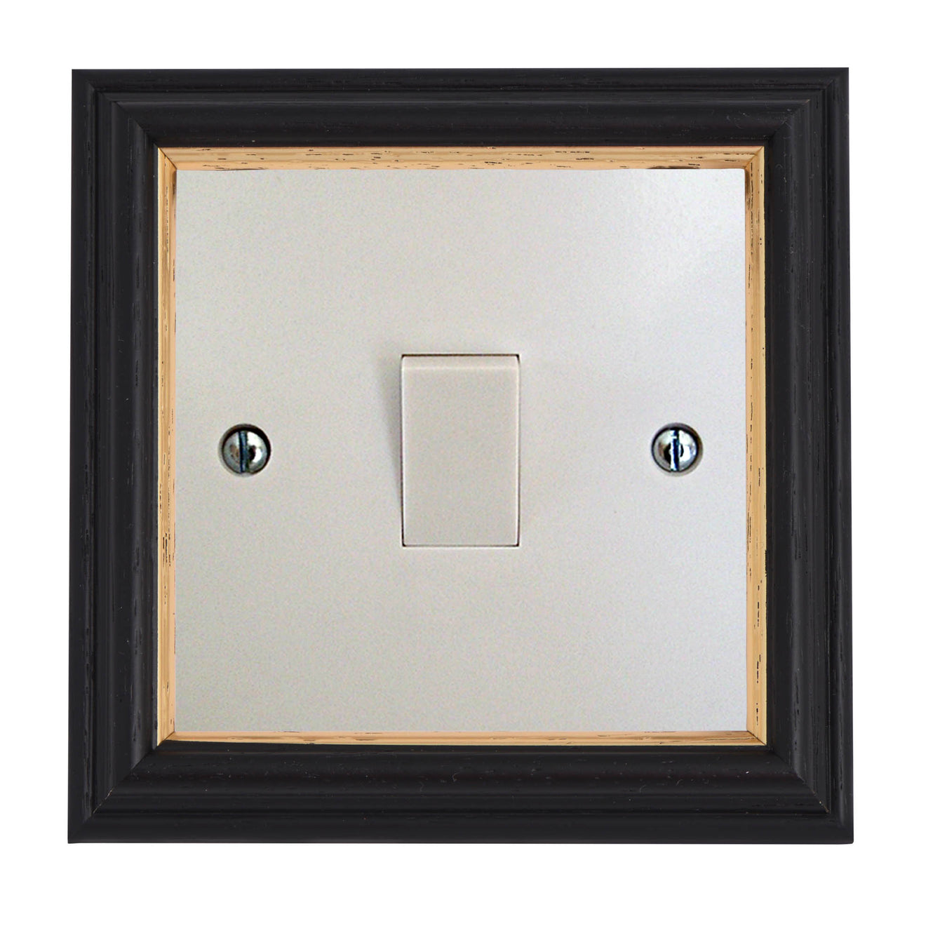 ElekTek Switch Surround Edwardian Frame Cover Finger Plate Colours - Buy It Better