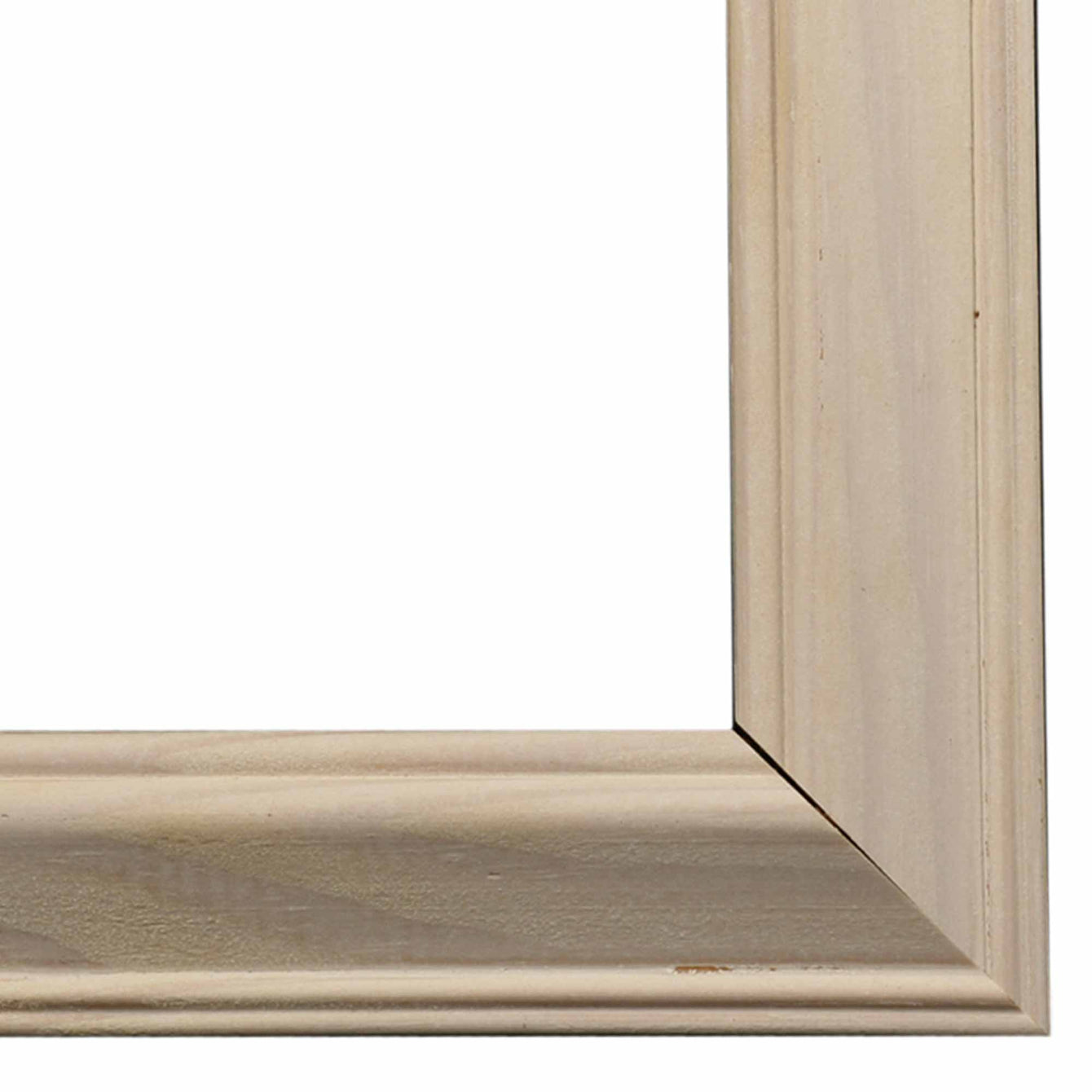 ElekTek Switch Surround Ovolo Frame Cover Finger Plate Pine Shades