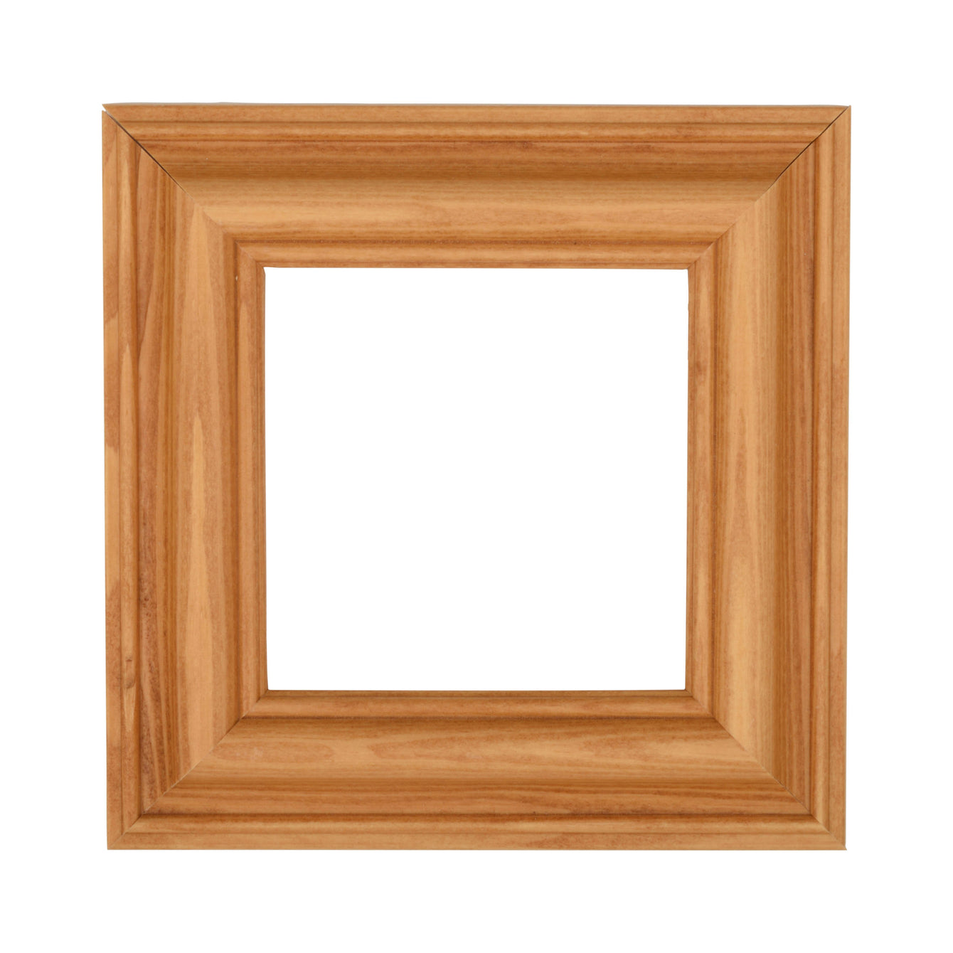 ElekTek Switch Surround Ovolo Frame Cover Finger Plate Pine Shades Limed Pine