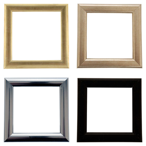 ElekTek Switch Surround Contemporary Frame Cover Finger Plate Colours