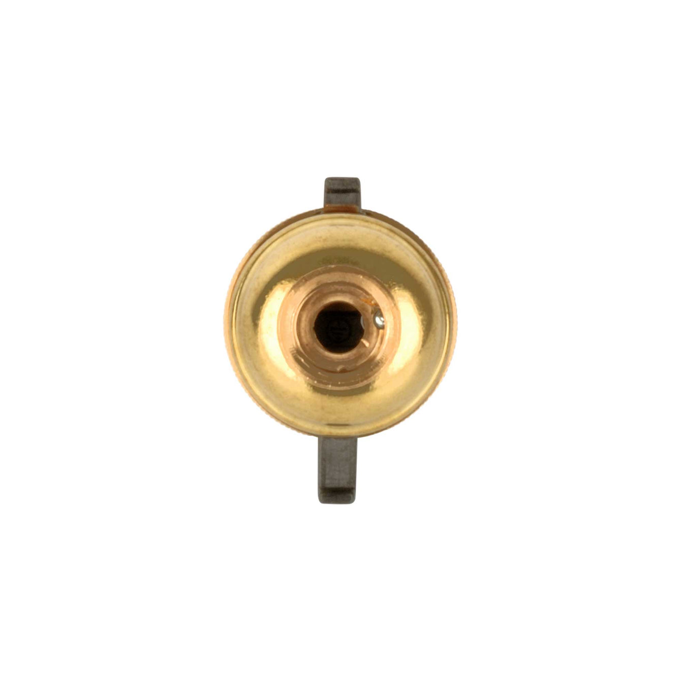 ElekTek Safety Switch Lamp Holder Bayonet Cap B22 10mm or Half Inch Entry With Shade Ring Solid Brass - Buy It Better Brushed Antique Brass / 10mm