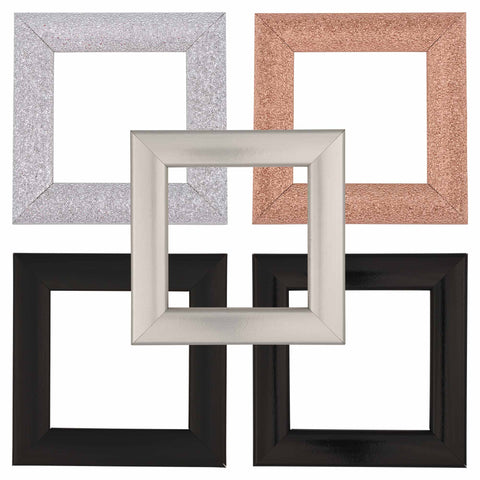 ElekTek Switch Surround Milano Frame Cover Finger Plate Colours