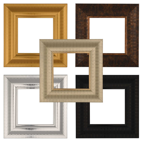 ElekTek Switch Surround Verona Frame Cover Finger Plate Colours Stripe Effect