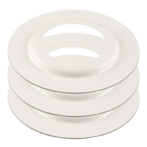 ElekTek Lamp Shade Reducer Ring 29 x 60mm 3 Pack