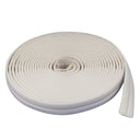 TrimSil Sealing Strip Bath or Wall 22mm x 3.35m White Replaces Silicone Sealant - Buy It Better