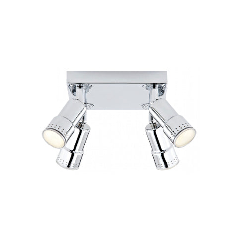 Bern 4 Spot Square and Bar LED Light