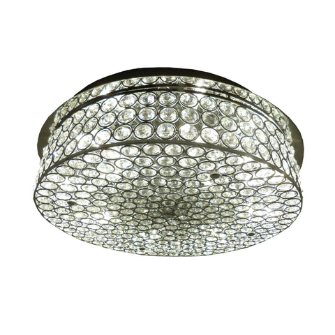 Hendon Round and Oval Flush Fitting LED Light