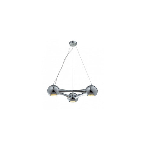 Perivale 3, 5, 6, 9, 12 Arm plus 5 Bar Pendant LED Light