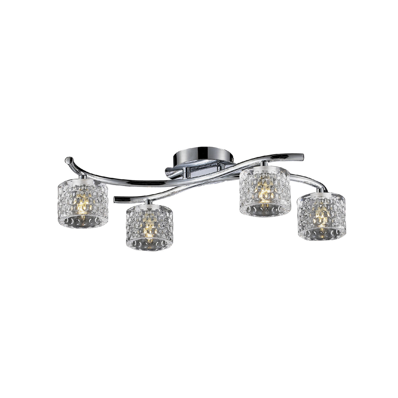 Finsbury 4, 5 and 8 Arm Pendant LED Light - Buy It Better 4 Arm