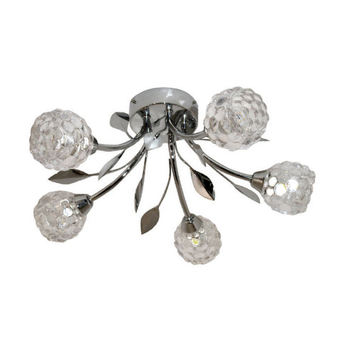 Covent Garden 5, 6 and 8 Arm Pendant LED Light