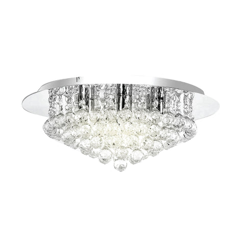 Hyde Park 6 and 8 Arm Pendant LED Light