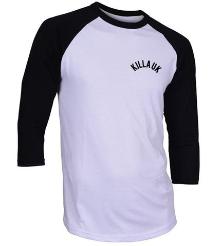 Killa Uk Baseball 3/4 Tshirt