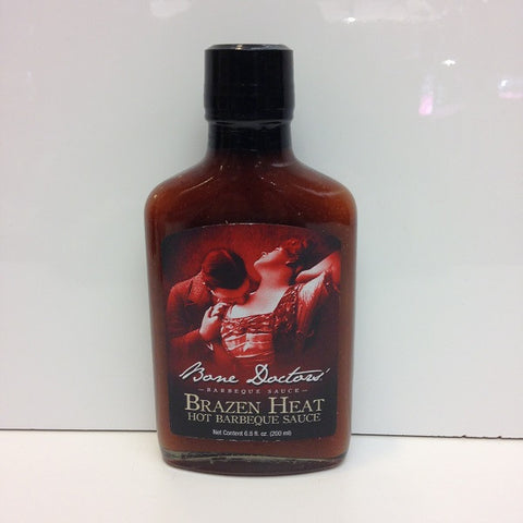 Brazen Heat Hot Barbeque Sauce